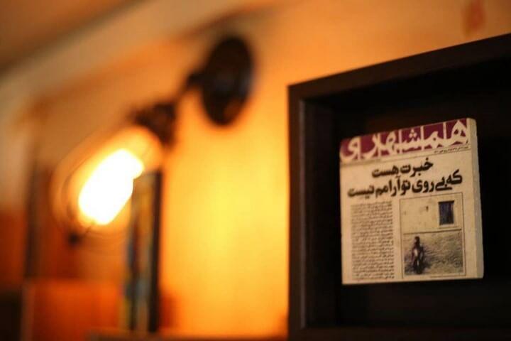 بهترین کافه های تهران - کافه فامیل نارمک