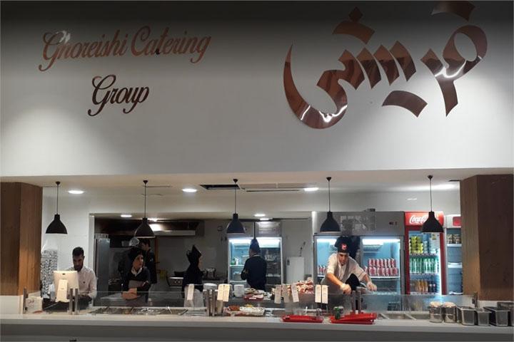 کافه و رستوران های ایران مال