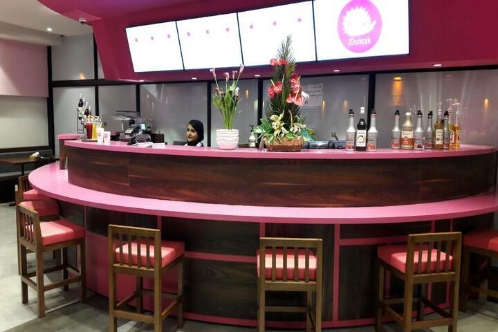 کافه ژوزک تهرانپارس
