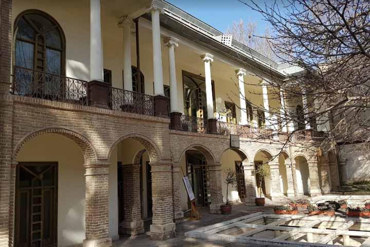باغ انجمن خوشنویسان