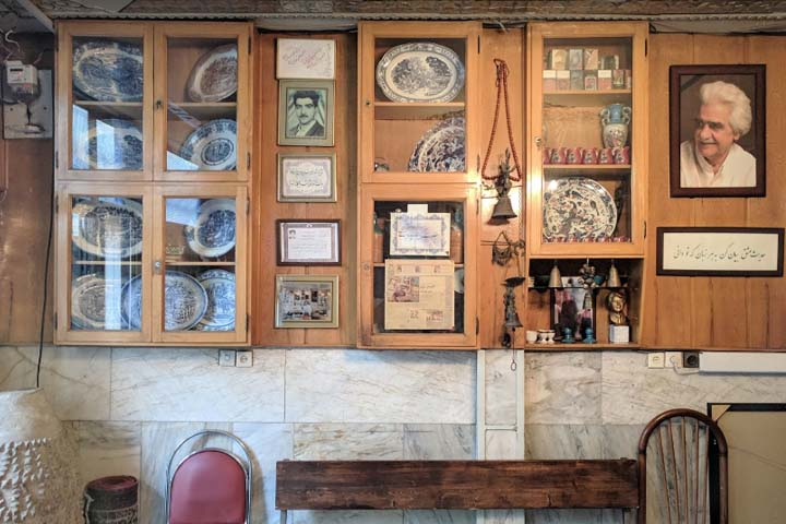 رستوران قدح | رستوران های بازار تهران