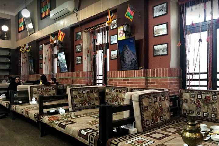 رستوران سنگلج | رستوران های بازار تهران