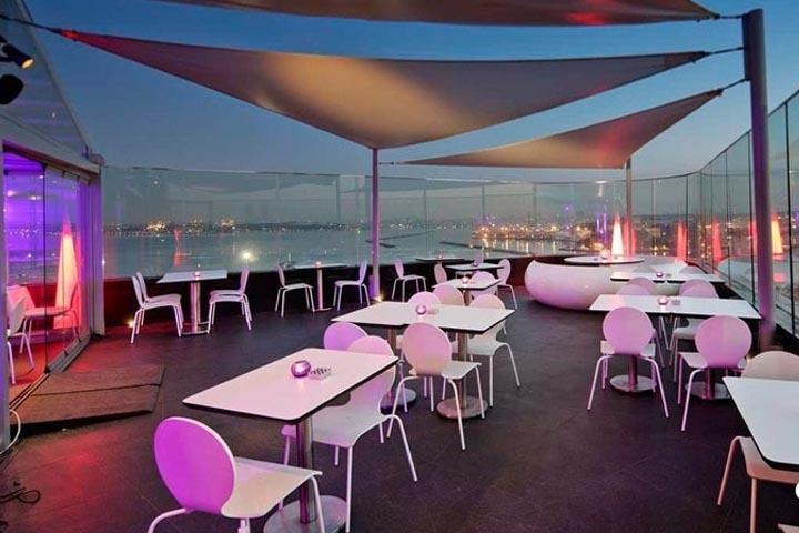 رستوران ۳۶۰ استانبول | رستوران های خیابان استقلال استانبول