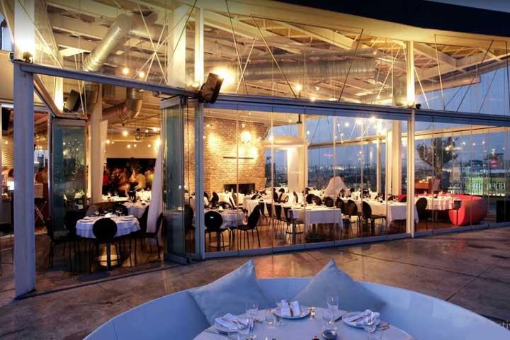 کافه رستوران ۳۶۰ | رستوران های میدان تکسیم