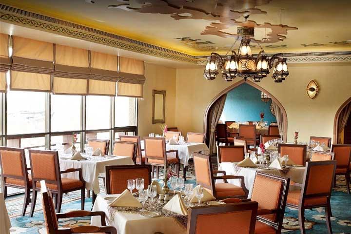 رستوران شبستان | رستوران های ایرانی دبی