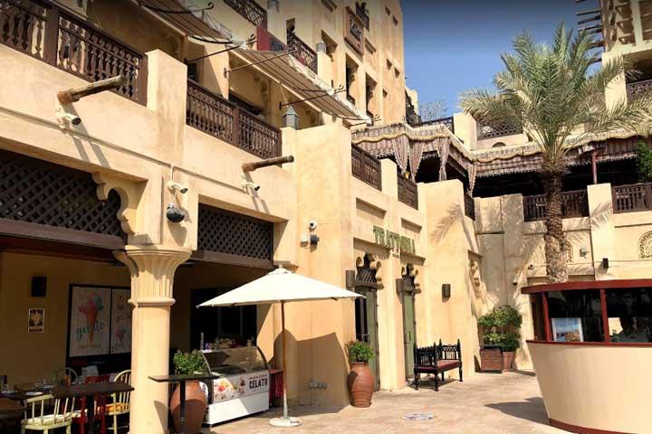 رستوران انار | رستوران های ایرانی دبی