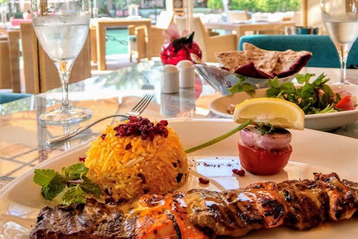 رستوران انار