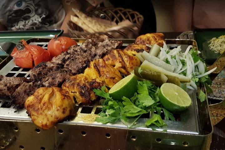 رستوران ایرانی بهار