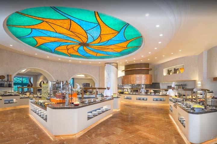 رستوران کلیدوسکوپ | رستوران های ایرانی دبی