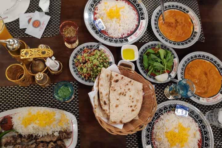 کافه رستوران البیت القدیم