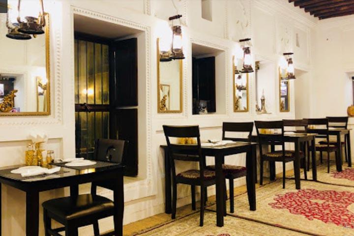 کافه رستوران البیت القدیم | رستوران های ایرانی دبی