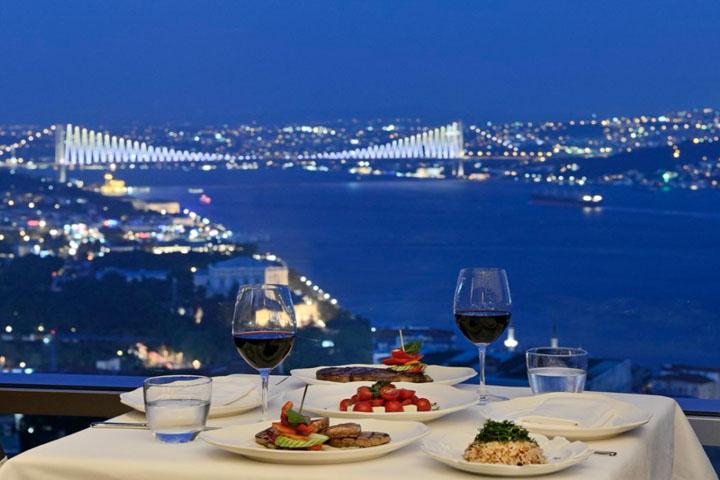 رستوران رایکا استانبول