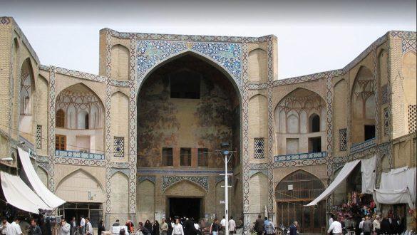 کاور بازار قیصریه اصفهان