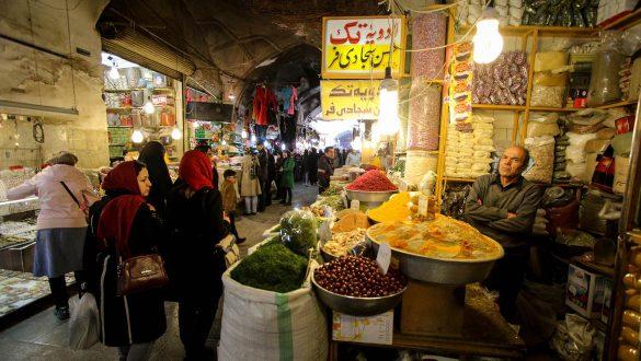 کاور بازار اصفهان
