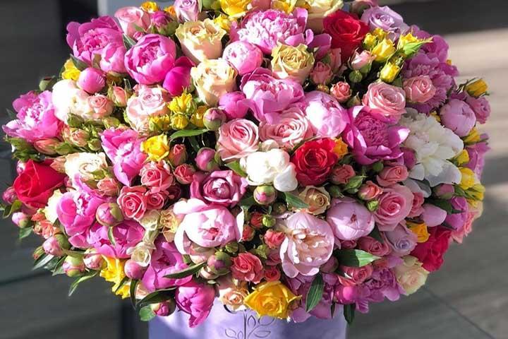 گل فروشی ترنج | بهترین گل فروشی های تهران