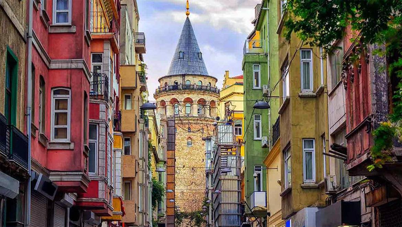 برج گالاتا استانبول ؛ نماد تاریخی شهر
