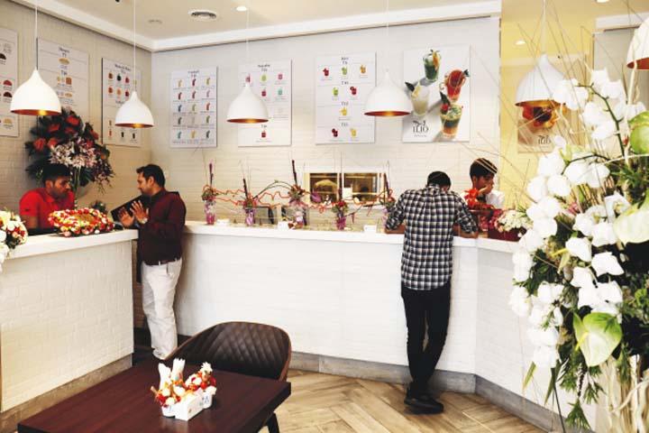 جلاتو ایلیو | بهترین بستنی فروشی های تهران