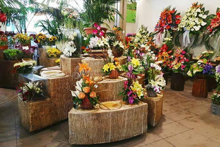 گل فروشی زعیم