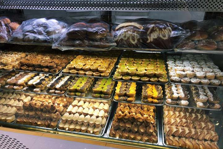 شیرینی لادن| بهترین شیرینی فروشیهای تهران