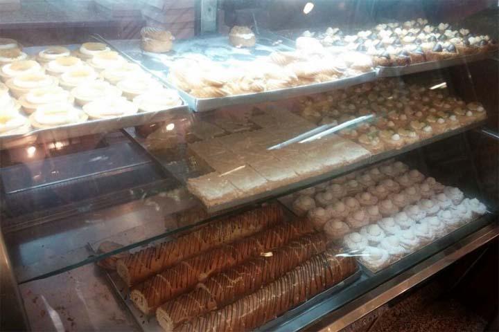 قنادی شیرینی وزرا | بهترین شیرینی فروشیهای تهران