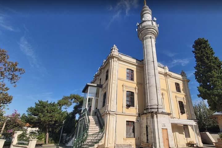 مسجد حمیدیه بیوک آدا