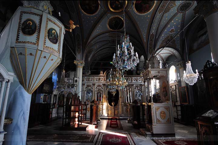کلیسای حاجیا یورگی