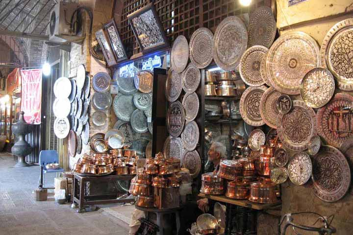 بازار قیصریه اصفهان