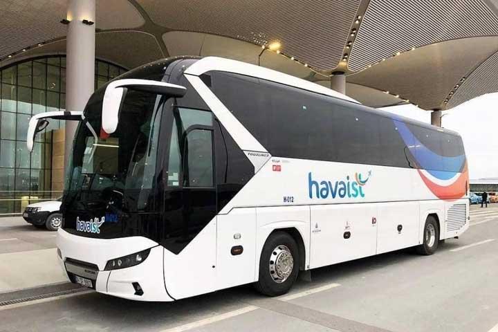 دسترسی با اتوبوس