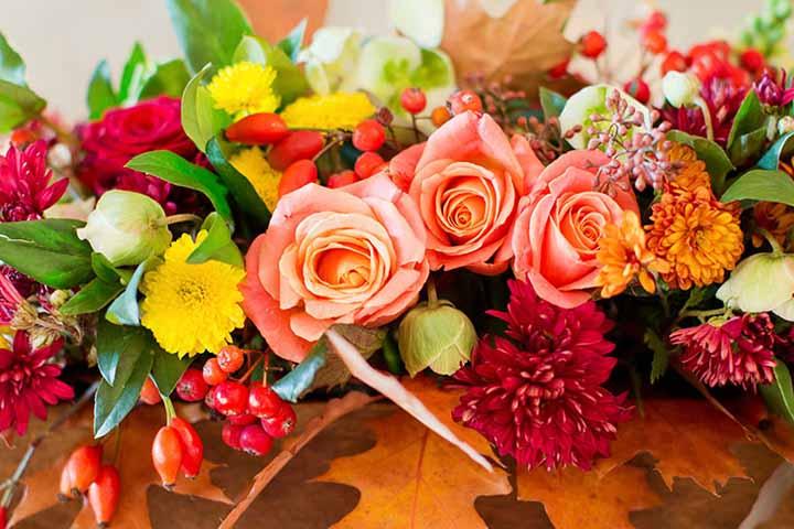گل فروشی کلاسیک