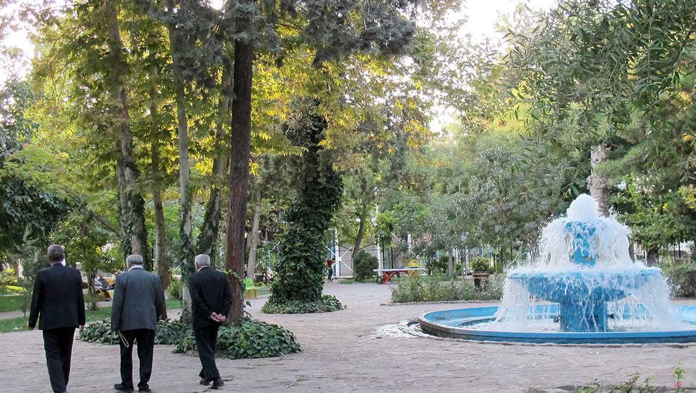باغ ملی مشهد ؛ باغ ۱۰۰ ساله خراسان