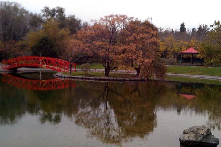اقلیم های جهانی | باغ گیاه شناسی تهران