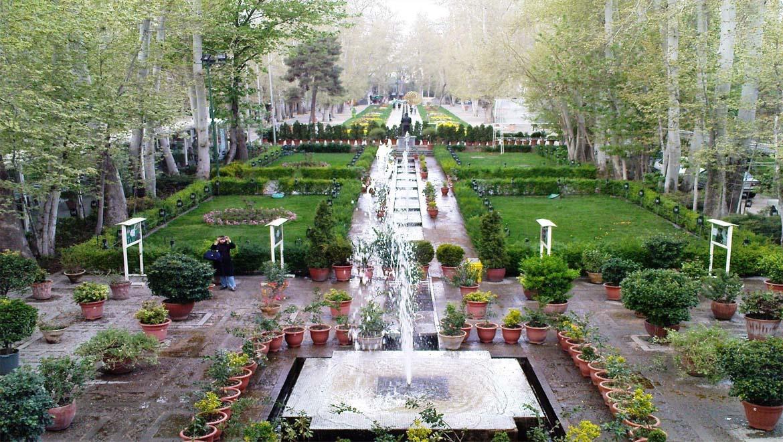 باغ فردوس تهران ؛ موزه سینمای ایران