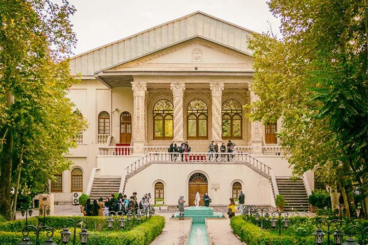 موزه سینما | باغ فردوس تهران