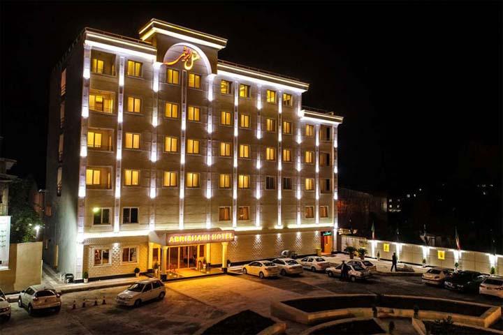 هتل ابریشمی لاهیجان |هتل های لاهیجان