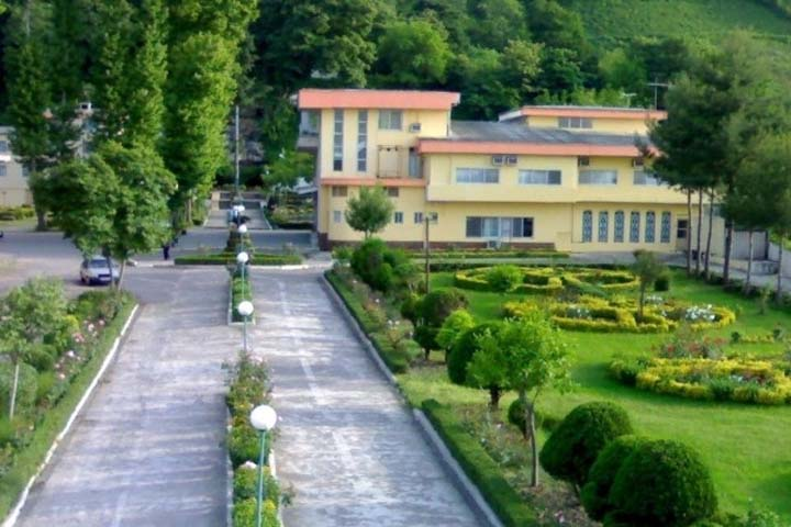 هتل فجر لاهیجان |هتل های لاهیجان