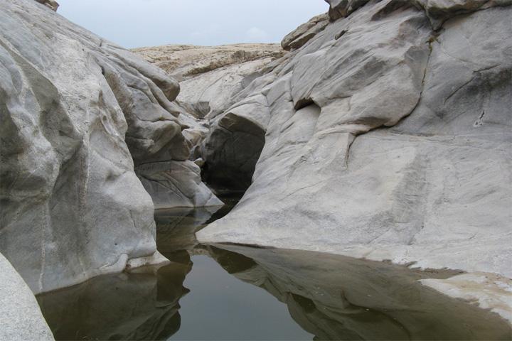 هفت حوض مشهد ، سفر به طبیعتی بکر