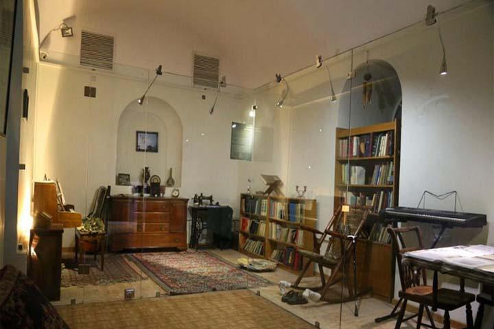 کافه موزه | باغ فردوس تهران
