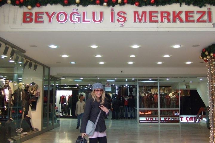 مرکز خرید بی اوغلو ایش | مراکز خرید نزدیک میدان تقسیم استانبول