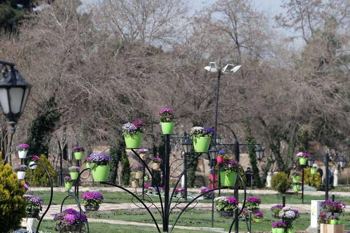 باغ گیاه شناسی مشهد