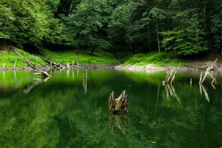 دریاچهی چورت