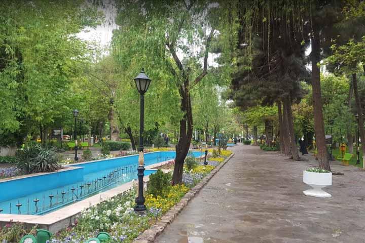باغ ملی مشهد | اطلاعات بازدید از باغ ۱۰۰ ساله +عکس