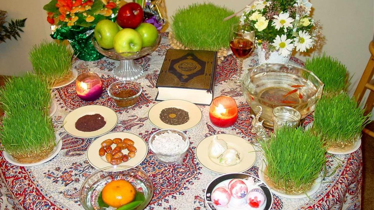 عید نوروز ، جشن نو شدن طبیعت در فرهنگ آریایی