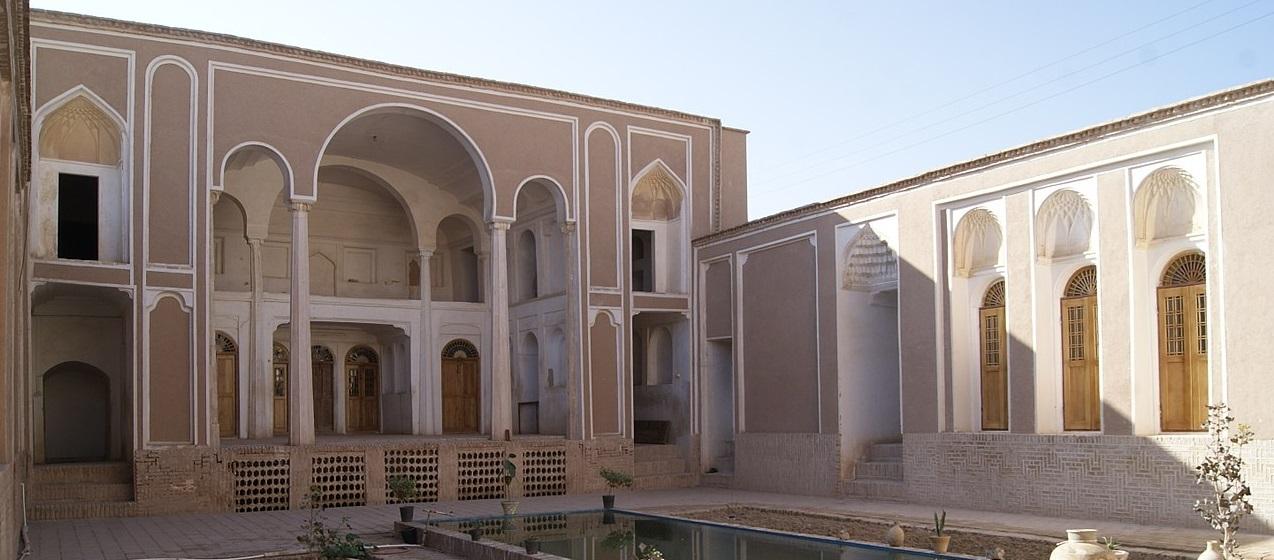 خانه مستوفی شوشتر؛ نگین قاجاری رود کارون