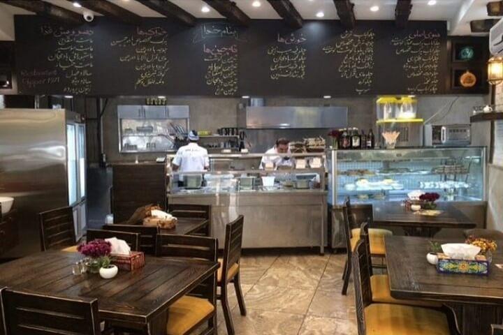 رستوران های ارزان قیمت تهران - رستوران فیلپر