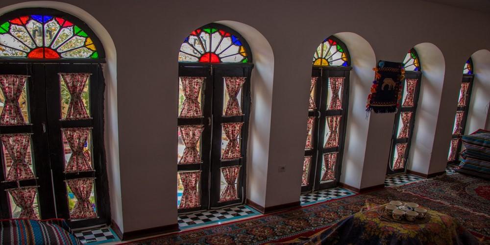 اقامتگاه بوم گردی ترنجستان شیراز | سفری در تاریخ شیراز