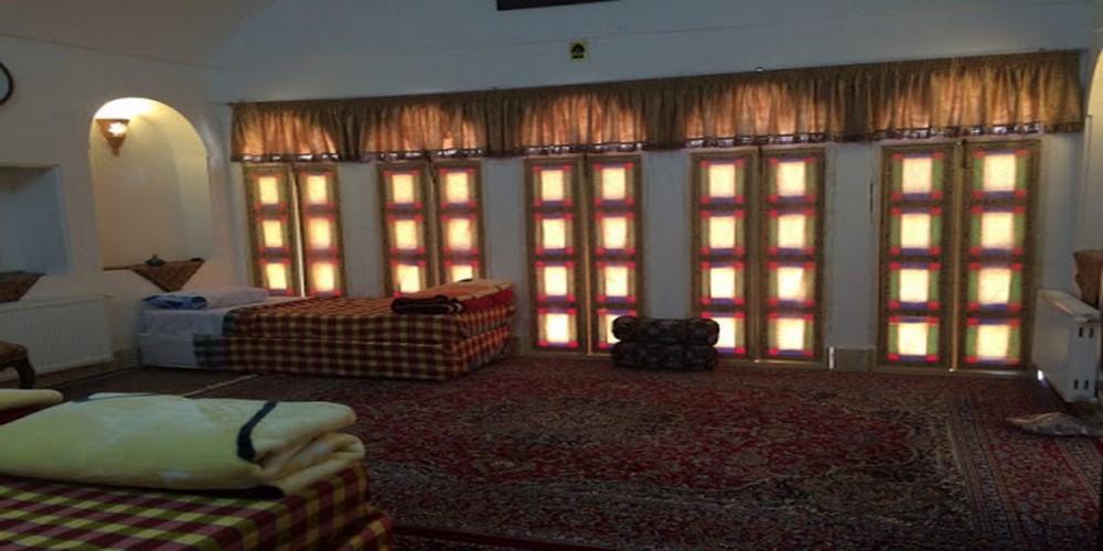 هتل سنتی سرای شعرباف یزد را بهتر بشناسید