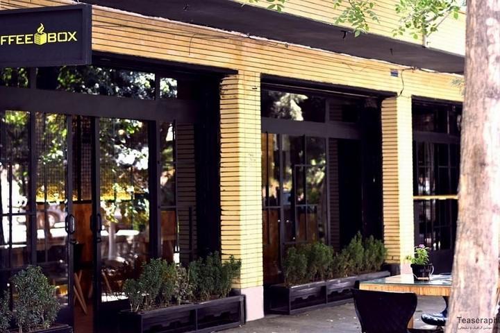 کافه های اصفهان