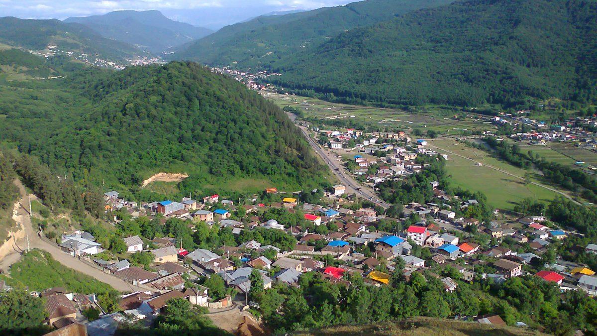 جاهای دیدنی زیرآب ؛ یک گردش رویایی در قلب مازندران