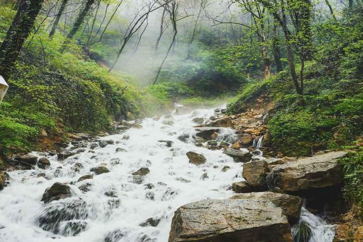 جاهای دیدنی محمود آباد