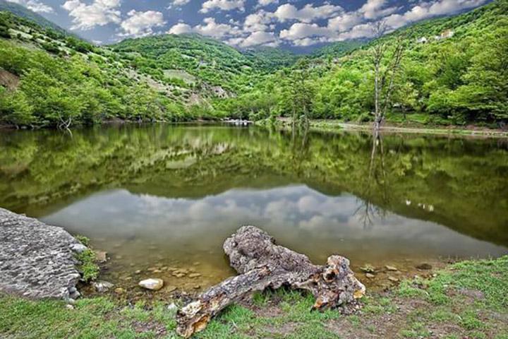 جاهای دیدنی سوادکوه ، بهشتی کوچک روی زمین